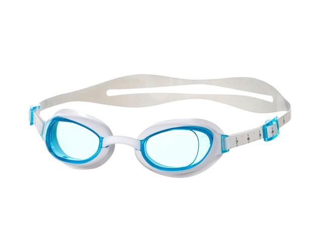 speedo Aquapure Okulary pływackie Kobiety biały